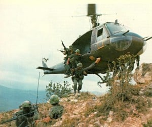 UH-1_Huey Vietnam