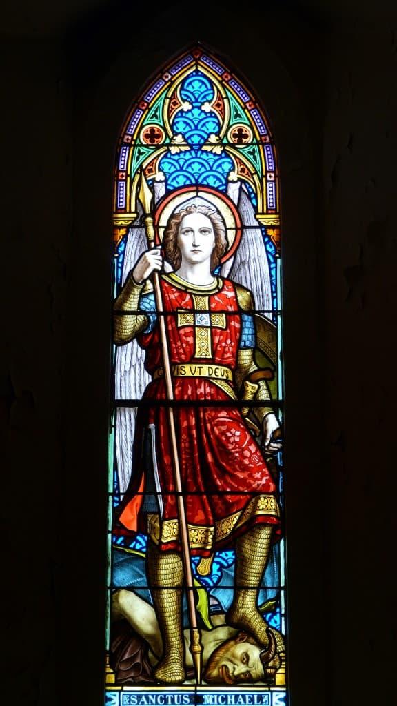 Victorious Saint