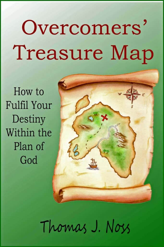 Overcomers Treasure Map