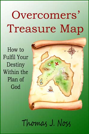 a handbook for spiritual warfare, the  Overcomers' Treasure Map,