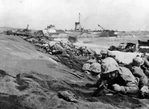 Iwo Jima Beachhead