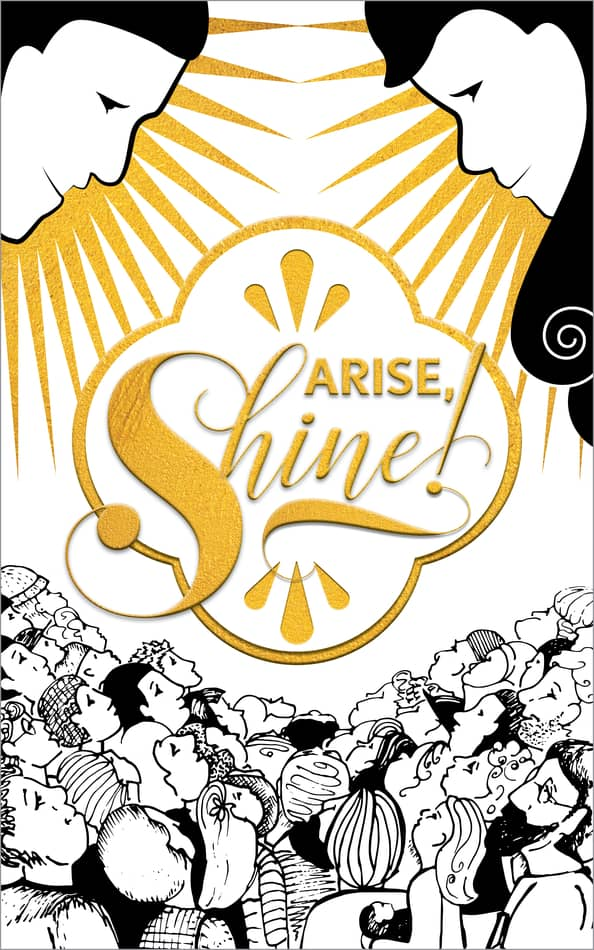 Arise, Shine! is a book about the manifestation of the sons of God and the 144000