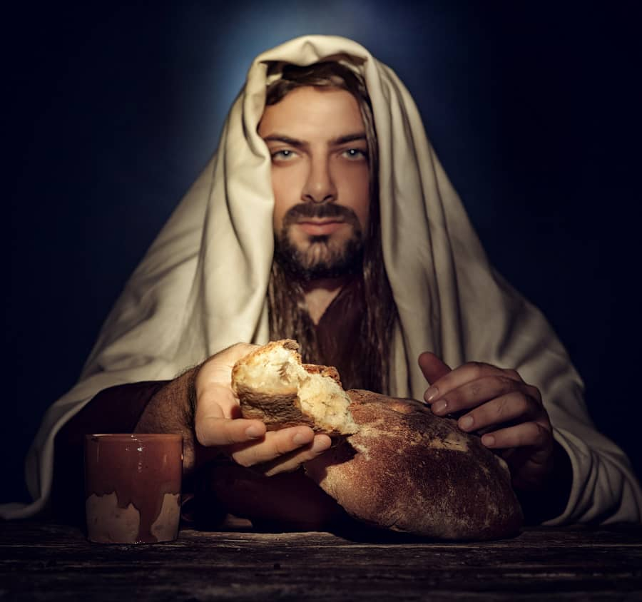 Christian Passover - Jesus is the Living Bread