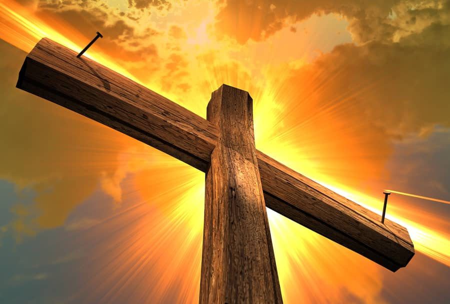 Cross of Christ - Stand In Faith during suffering