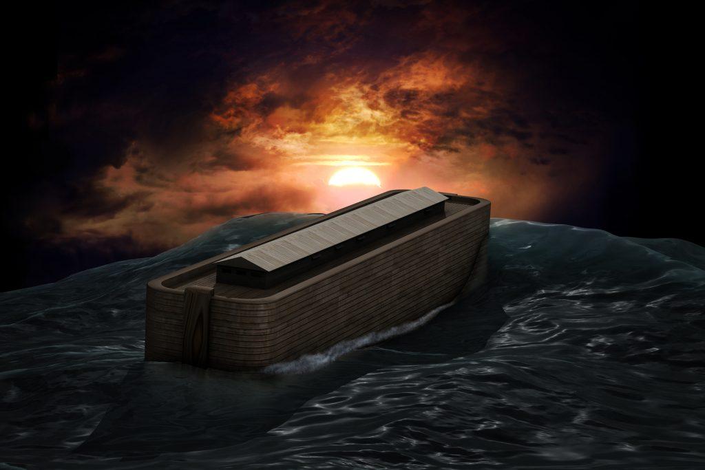 Noah used God's solar calendar