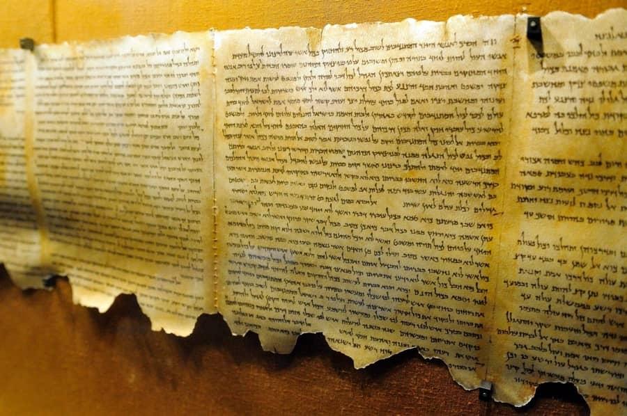 God's calendar in the Dead Sea Scrolls